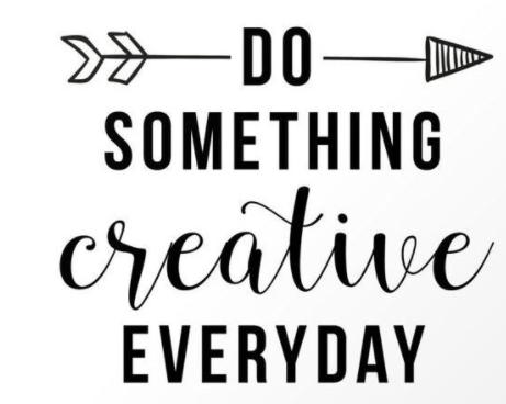 happy creativity day